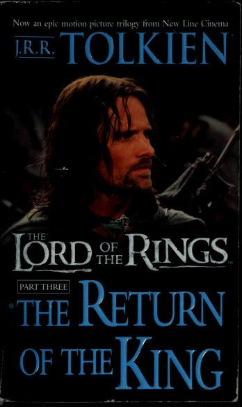 Cover of: The lord of the rings by J. R. R. Tolkien