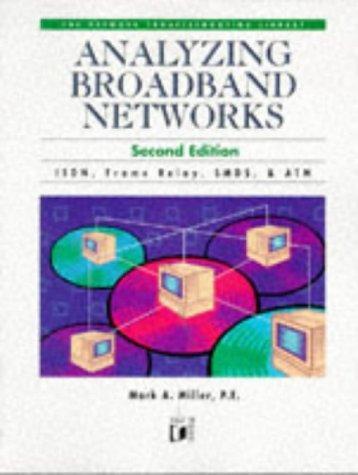 Download Analyzing broadband networks