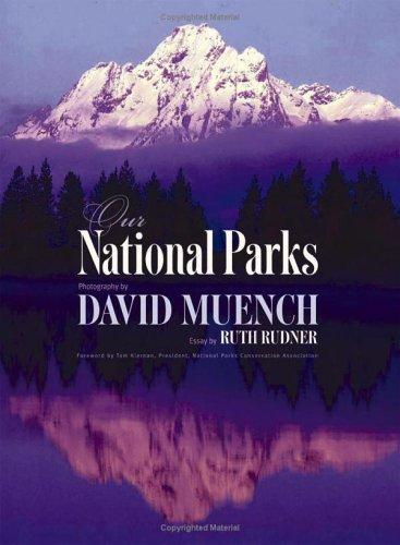 Image for Our National Parks - David Muench