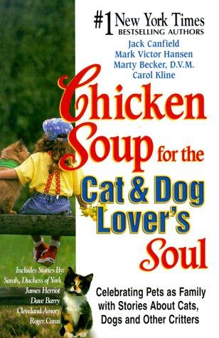 Download Chicken Soup for the Cat and Dog Lover's Soul