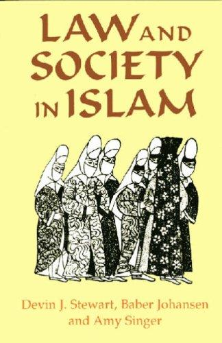 Download Law and society in Islam