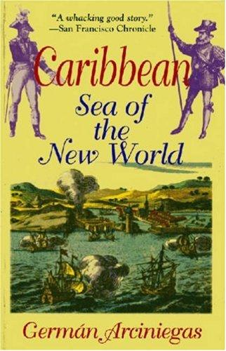 Caribbean, sea of the New World