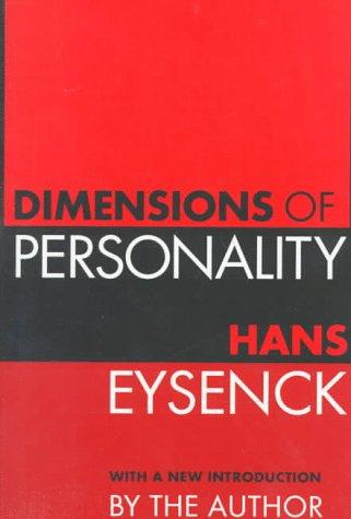 Download Dimensions of personality