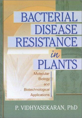 Download Bacterial Disease Resistance in Plants