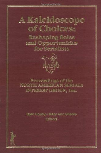 Download A kaleidoscope of choices
