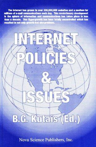 Download Internet Policies and Issues