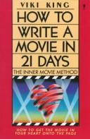 Download How to write a movie in 21 days