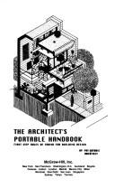 Download The architect's portable handbook