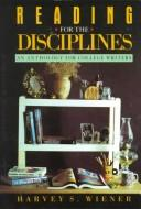 Reading for the disciplines