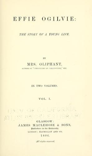 Effie Ogilvie