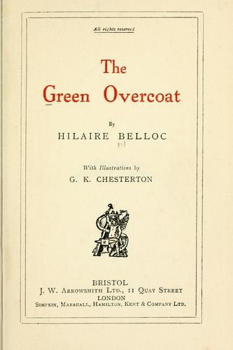 Download The  green overcoat
