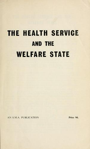 Download The health service and the welfare state.