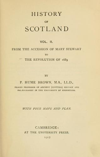 Download History of Scotland