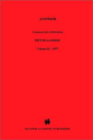 Download Yearbook Commercial Arbitration
