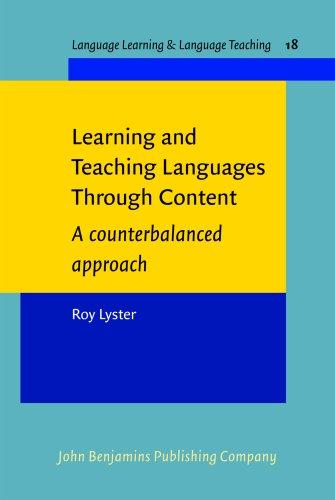 Download Learning and Teaching Languages Through Content