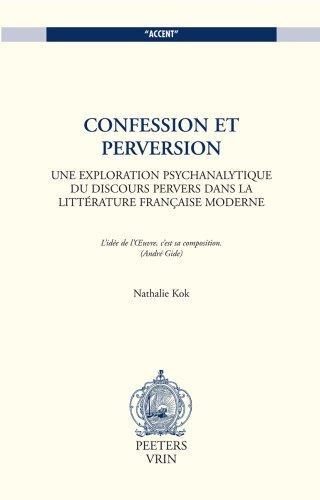 Confession et perversion