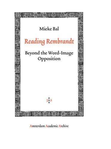 Download Reading Rembrandt