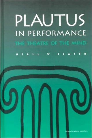 Download Plautus in performance