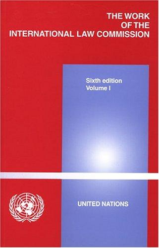 Download The Work Of The International Law Commission