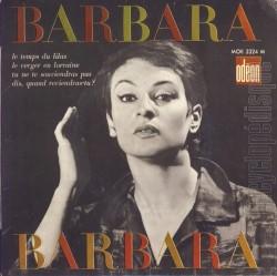 Barbara - Dis, quand reviendras-tu ?