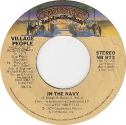 VILLAGE PEOPLE - IN THE NAVY  (REMIX)