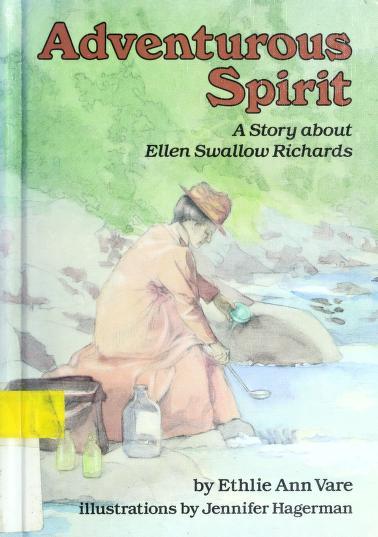 Adventurous spirit by Ethlie Ann Vare