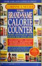 Cover of: The brand-name calorie counter
