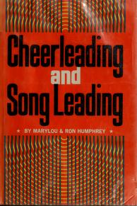 Cover of: Cheerleading and song leading | Marylou Humphrey