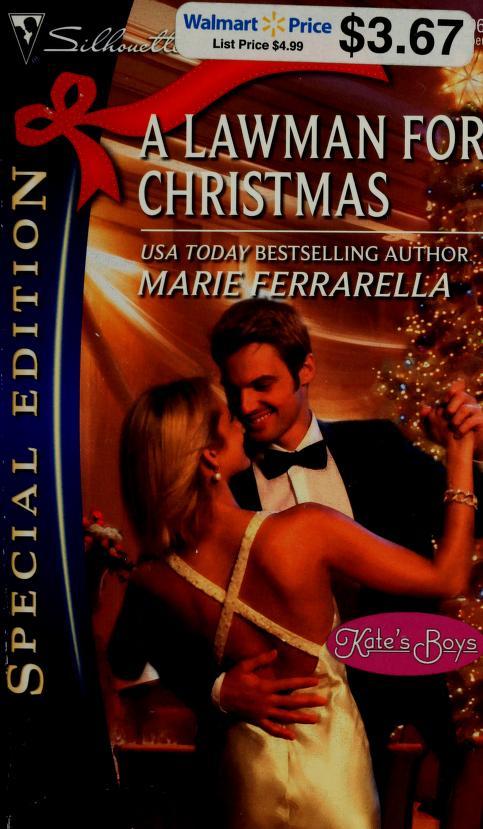 A lawman for Christmas by Marie Ferrarella
