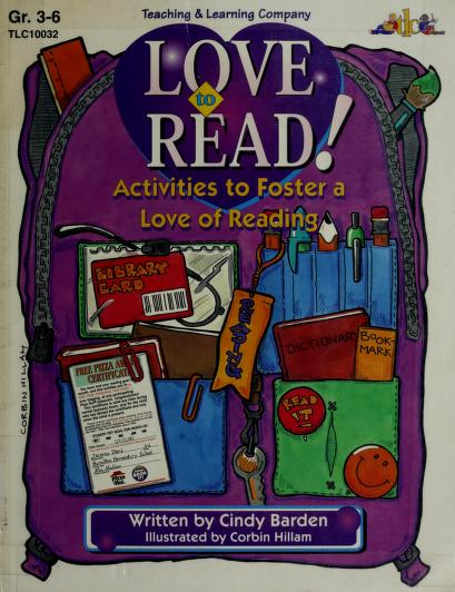 Love to Read! by Cindy Barden