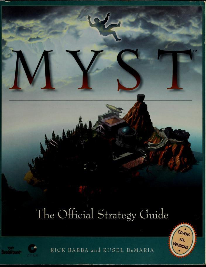 Myst by Rick Barba, Rusel DeMaria