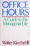 Cover of: Office hours