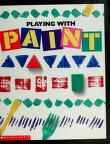 Cover of: Playing With Paint (Cartwheel)