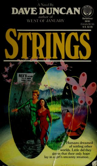 Cover of: Strings | Dave Duncan