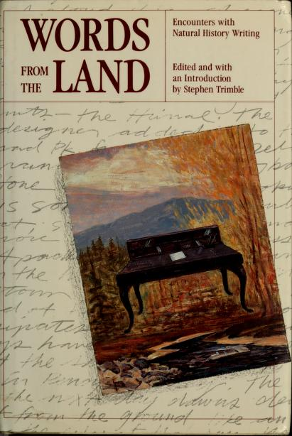 Words from the Land by Stephen Trimble