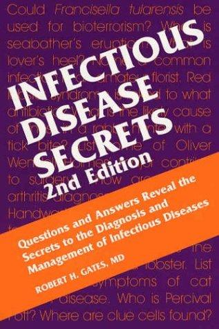 Infectious Disease Secrets by Robert H. Gates