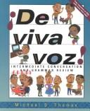 De Viva Voz by Michael D. Thomas