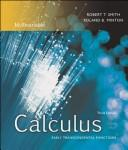 Calculus: Early Transcendental Functions by Robert T. Smith