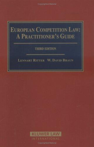 European competition law by