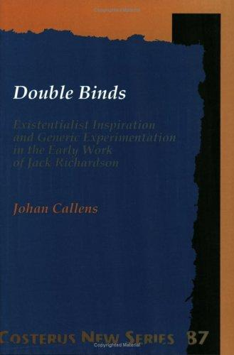 Double Binds by Johan Callens