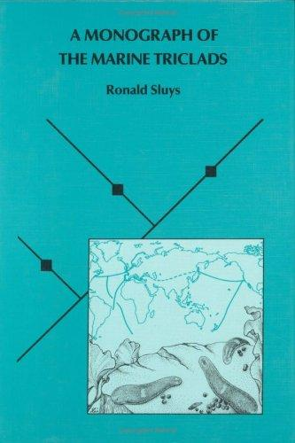 A Monograph of the Marine Triclads by Ronald Sluys