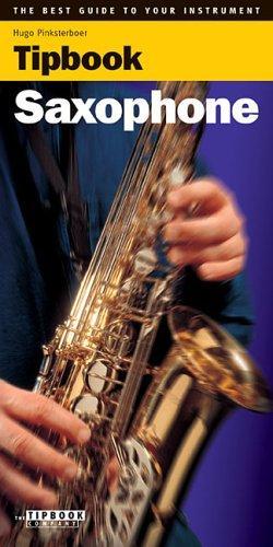 Tipbook – Saxophone