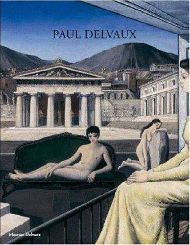 Paul Delvaux by Delvaux, Paul.
